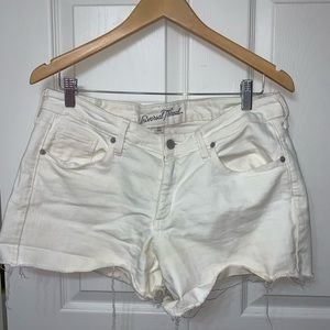 Women's White Shorts Great Condition